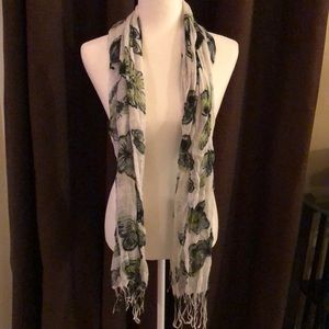 Accessories - Butterfly scarf